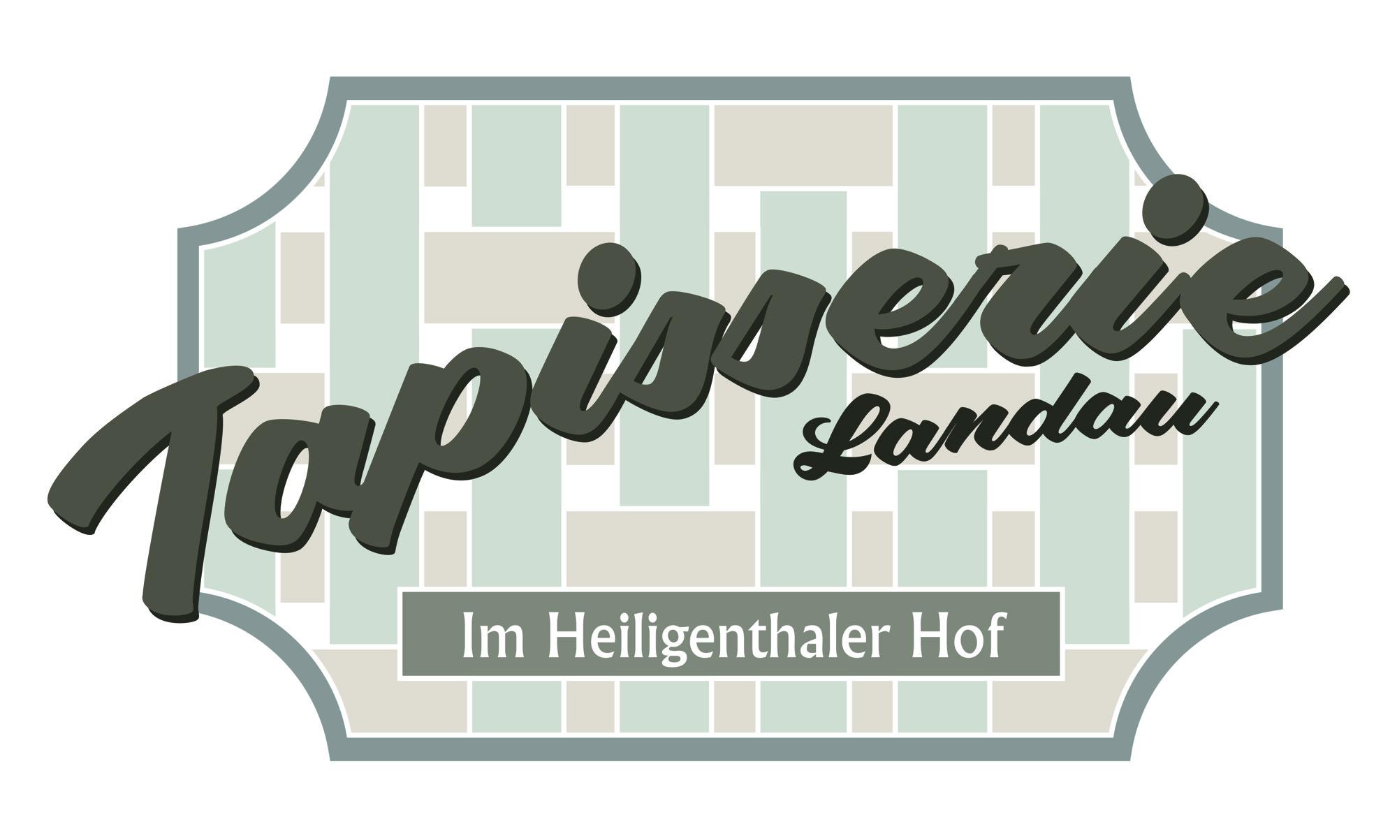 Tapisserie Landau Logo