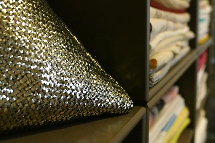 tapisserie landau stoff gold regal montana