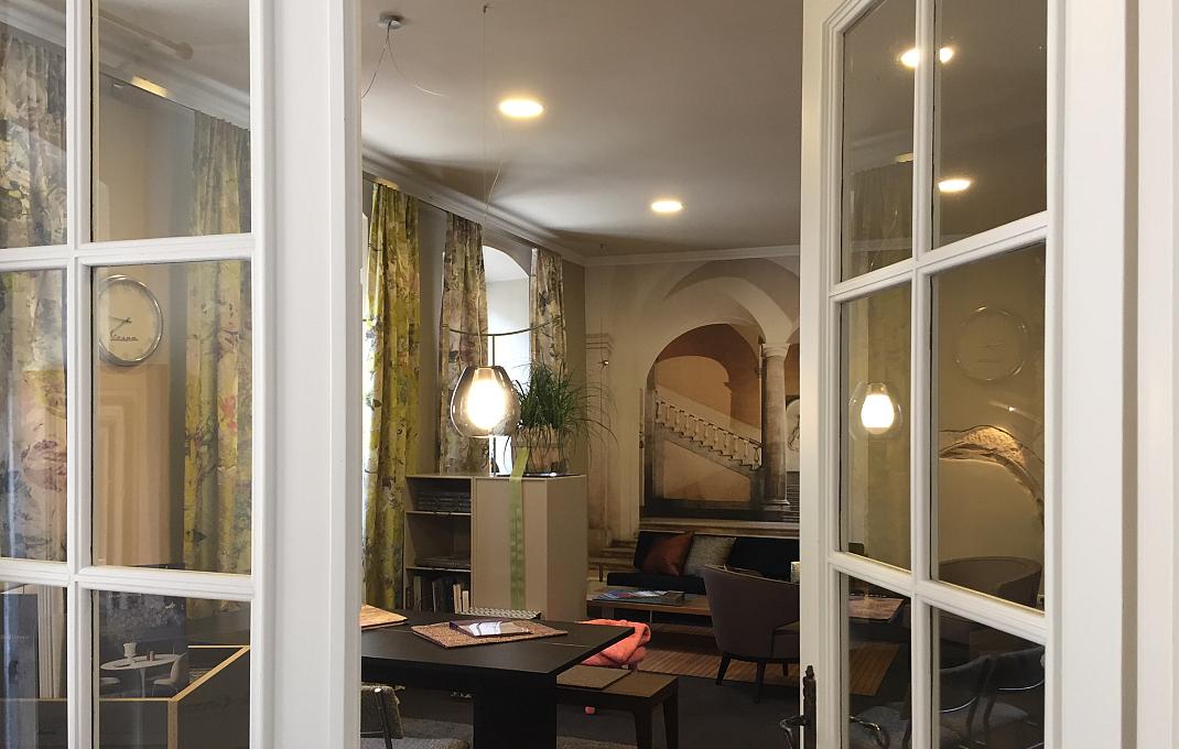 Tapisserie Landau - das Geschäft für hochwertigste Heimtextilien